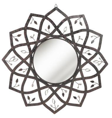 Espejo-flor