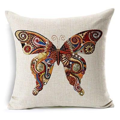 mariposa cojin