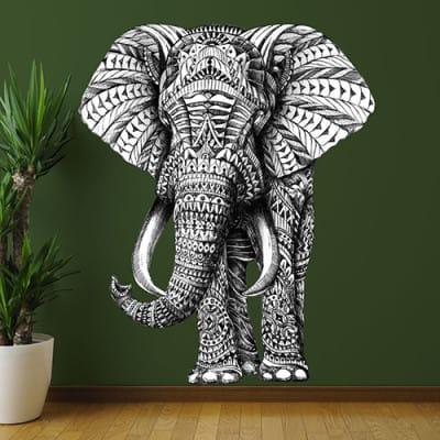vinilo-elefante