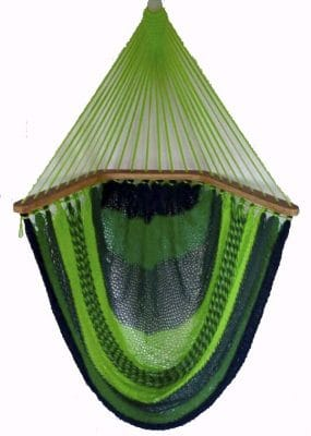 sillon colgante verde2