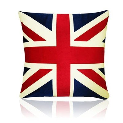Cojin bandera UK
