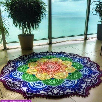 Mandala de colores