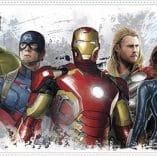 Vinilo Avengers