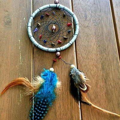 Atrapasuenos multicolor regalos tienda online de decoración