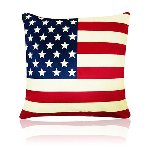Cojin bandera USA
