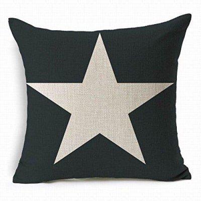 Cojin estrella azul regalos tienda online de decoración
