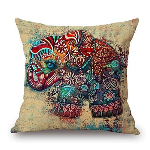 Cojin Elefante de colores