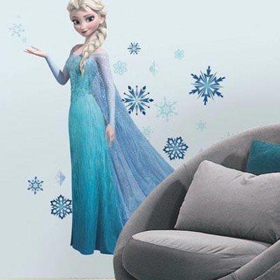 Vinilo Elsa Frozen
