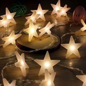 Set de luces de estrella