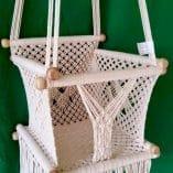 Hamaca sillon colgante para nino