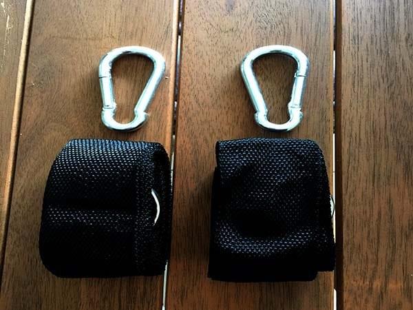 Kit de amarre de nylon