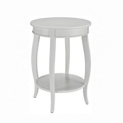 Mesa blanca madera