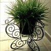 estante mariposa para plantas