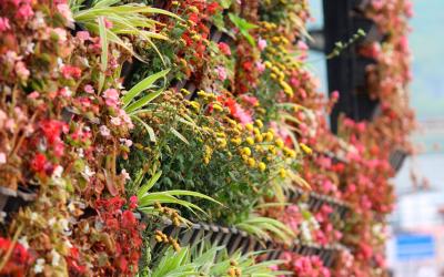 Las principales tendencias de 2018 en decoración para jardín.